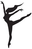 Ballet vector illustratie