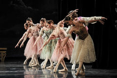 Ballet actor Royalty Free Stock Images