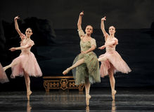 Ballet actor Royalty Free Stock Image