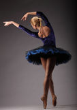 Ballet art expression and movement. classical ballet art. royalty free stock photo