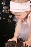 Ballet bubbles Stock Image