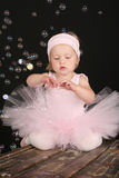 Ballet bubbles Royalty Free Stock Images