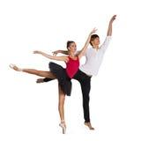Ballet couple Royalty Free Stock Photos