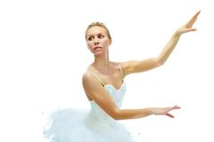 Ballet dance Royalty Free Stock Photography