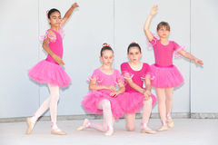 Ballet dance Stock Images