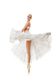 Ballet dancer Royalty Free Stock Photo