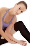 Ballet dancer Royalty Free Stock Images