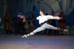 Free Ballet Dancer Aleksandr Stoyanov Dancing During Ballet Corsar Royalty Free Stock Photography - 116749947
