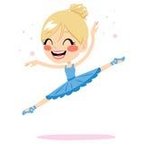Ballet Dancer Jumping Royalty Free Stock Photos