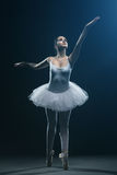 Ballet dancer and stage shows Stock Photo