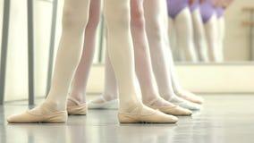 Ballet dancers background.