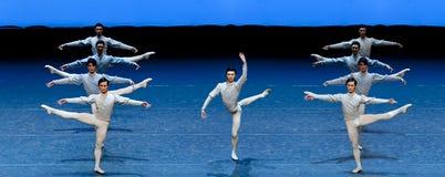 Ballet dancers Royalty Free Stock Photos