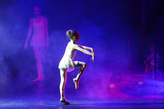 Ballet  dancers Stock Images