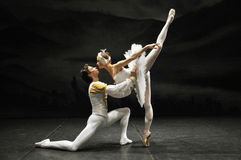 Ballet Dancers Royalty Free Stock Photo