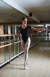 Ballet dancing Stock Images