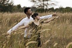 Ballet dans l'extérieur photographie stock libre de droits