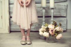 Ballet de bébé Photo stock