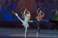 Ballet de conte Photo stock