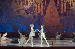 Ballet de conte Photo libre de droits