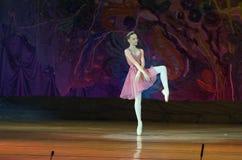 Ballet de conte Photographie stock libre de droits