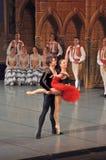 Ballet de Don Quichotte Fotos de archivo libres de regalías