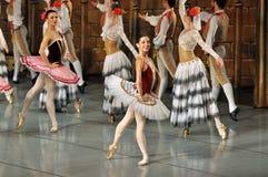 Ballet de Don Quichotte Foto de archivo libre de regalías