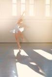 Ballet de la mujer joven Imágenes de archivo libres de regalías