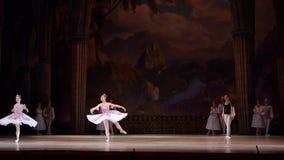 Ballet del lago swan metrajes