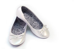 Ballet flats Royalty Free Stock Photo