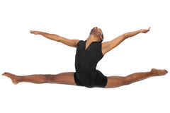 Ballet Flexibility Royalty Free Stock Image