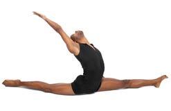 Ballet Flexibility Stock Photography