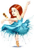 Ballet forever Royalty Free Stock Image