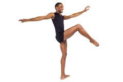 Ballet Forms Stock Photo
