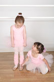 Ballet Friends Royalty Free Stock Photo