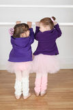 Ballet Friends Royalty Free Stock Images