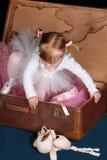 Ballet Girl Stock Photography