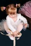 Ballet Girl Royalty Free Stock Photo