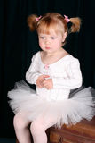 Ballet Girl Royalty Free Stock Images
