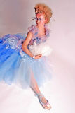 Ballet girl Stock Photos