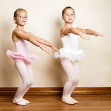 Ballet Girls Royalty Free Stock Image