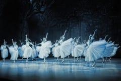 Ballet Giselle in Prague State Opera Royalty Free Stock Photo