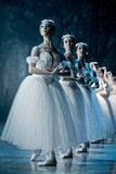 Ballet Giselle in Prague State Opera Royalty Free Stock Photography