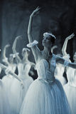 Ballet Giselle in Prague State Opera Stock Images