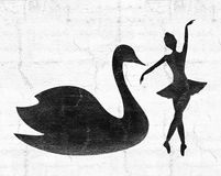 Ballet  illustration Photos libres de droits