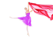 Ballet inspiration Royalty Free Stock Photography
