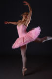 Ballet jump Stock Photos