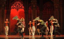 The Ballet  Nutcracker Stock Images