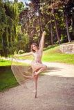 Ballet outdoors Stock Photos