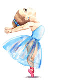 Ballet para siempre libre illustration