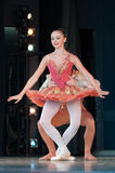 Ballet in the Park Royalty Free Stock Photo